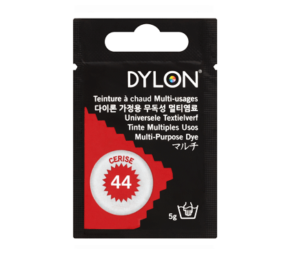 Dylon Cerise Pink Multi-Purpose Dye 5g (pack of 3)