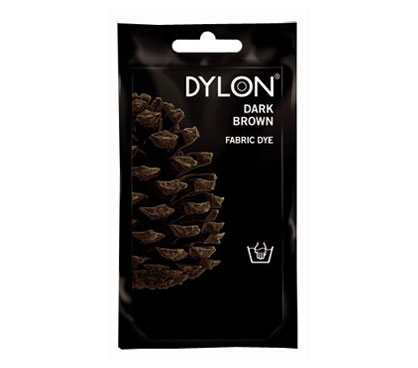 Dylon Dark Brown Hand Dye