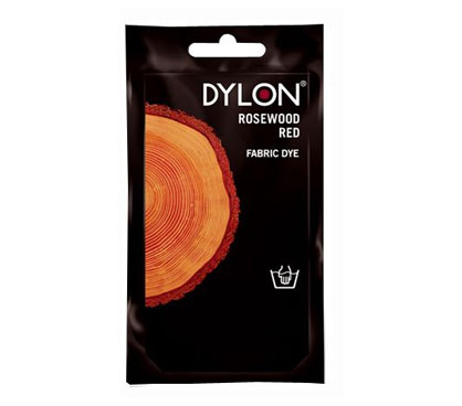 Dylon Rosewood Red Hand Dye