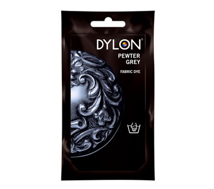 Dylon Pewter Grey Hand Dye