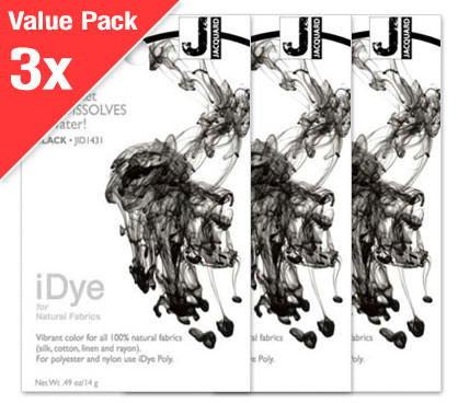 IDye Black (3x Value Pack)