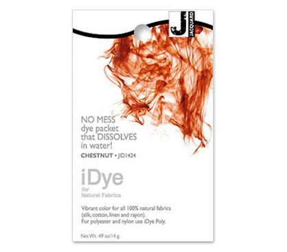 IDye Chestnut Brown Fabric Dye