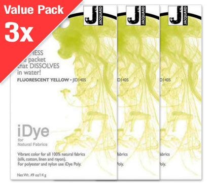 IDye Fluorescent Yellow (3x Value Pack)