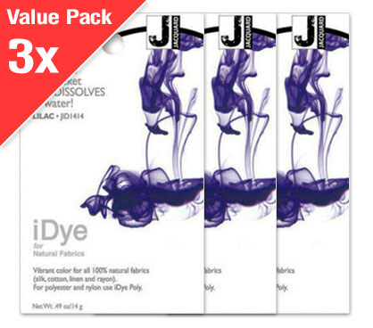 IDye Lilac (3x Value Pack)