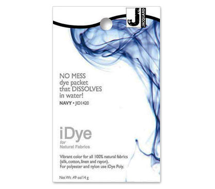 IDye Navy Blue Fabric Dye