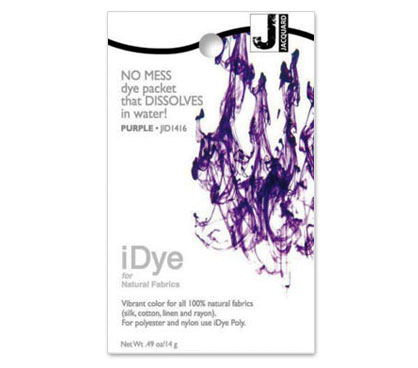 IDye Purple Fabric Dye