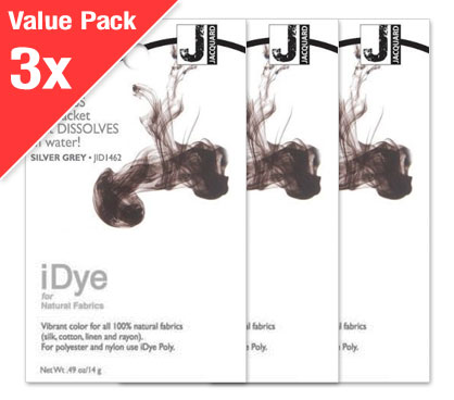 IDye Silver Grey (3x Value Pack)