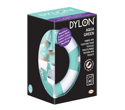 Dylon Aqua Green Fabric Dye (Limited Edition)