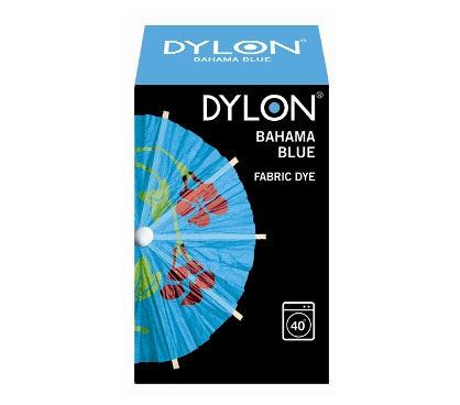 Dylon Bahama Blue Fabric Dye