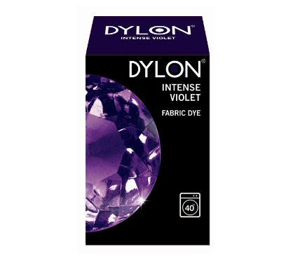 Dylon Intense Violet Fabric Dye