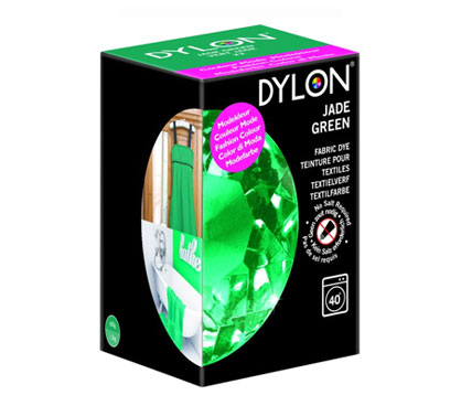 Dylon Jade Green Fabric Dye (Limited Edition)
