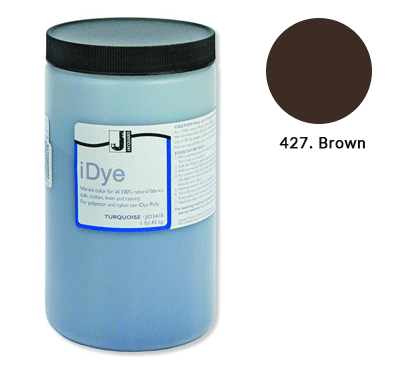 Bulk iDye Brown Fabric Dye (1lb / 450g)