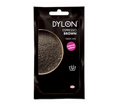 Dylon Espresso Brown Hand Dye 50g