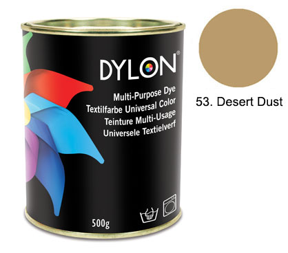 Dylon Desert Dust Multi-Purpose Dye 500g