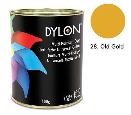 Dylon Old Gold Multi-Purpose Dye 500g