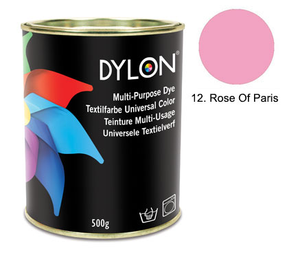 Dylon Rose Of Paris Multi-Purpose Dye 500g