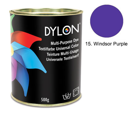 Dylon Windsor Purple Multi-Purpose Dye 500g