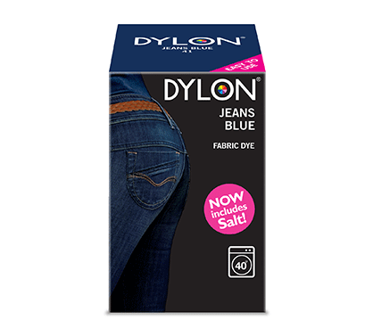 Dylon Jeans Blue Fabric Dye
