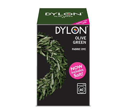 Dylon Olive Green Fabric Dye