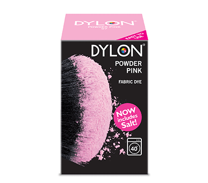 Dylon Powder Pink Fabric Dye