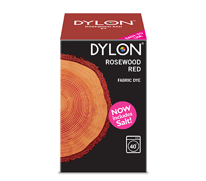 Dylon Rosewood Red Fabric Dye