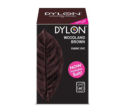 Dylon Woodland Brown Fabric Dye