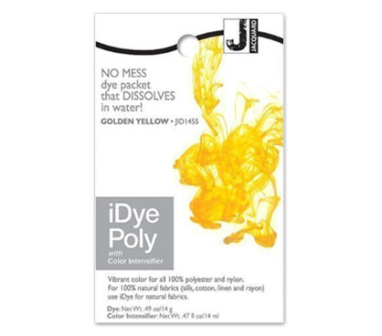 IDye Poly Golden Yellow Polyester Dye
