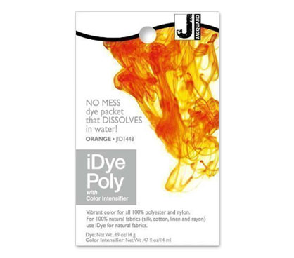 IDye Poly Orange Polyester Dye
